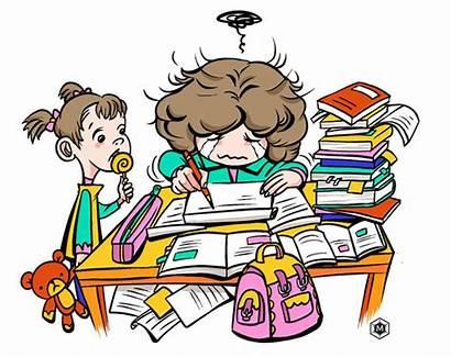Homework Pandemic Chinese China Dealing Parents Nervous