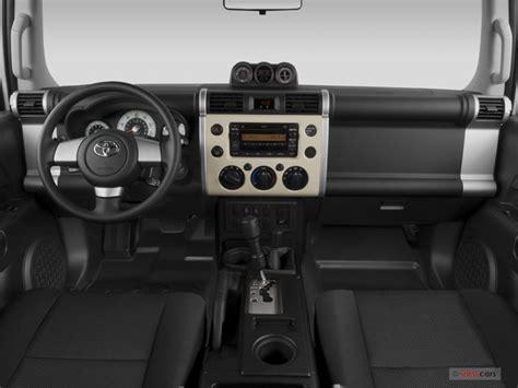 fj cruiser interior 2014 toyota fj cruiser prices reviews and pictures u s