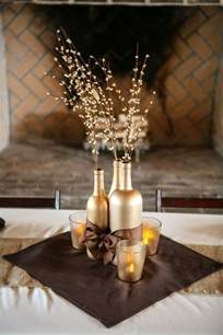 9 how to use your old wine bottles for wedding decoration