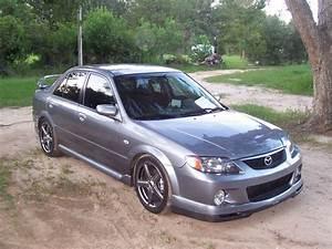 2003 5 Mazda Mazdaspeed Protege 4 Dr Turbo Sedan  My