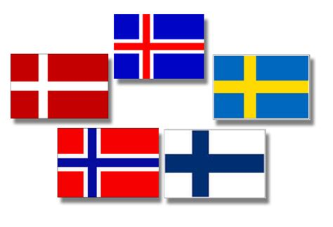Opportunities In Scandinavian Countries by Aw Spotlight Visual Branding Team S Favorite National Flags