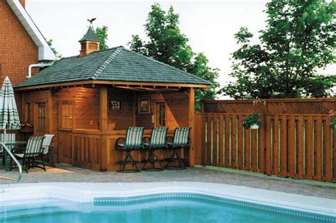 cabana for backyard pool cabanas