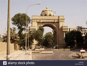 """6th July 2003 The """"Assassin's Gate"""", one of four entrances ..."""