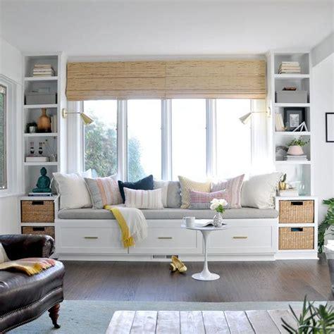 amazing window seat ideas    home  cozier