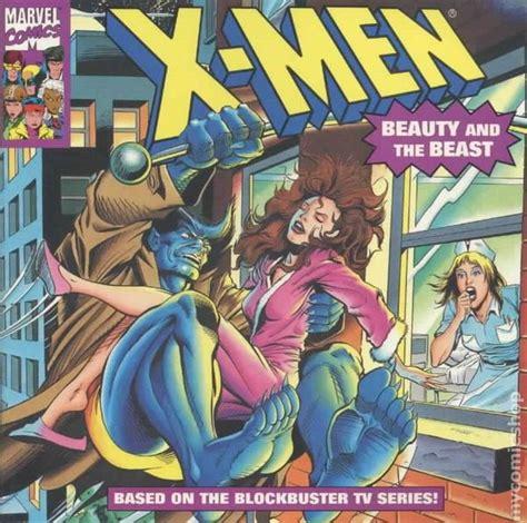 men beauty   beast  comic books