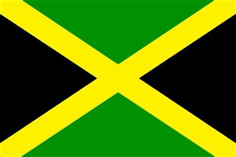 jamaican flag colors reggae