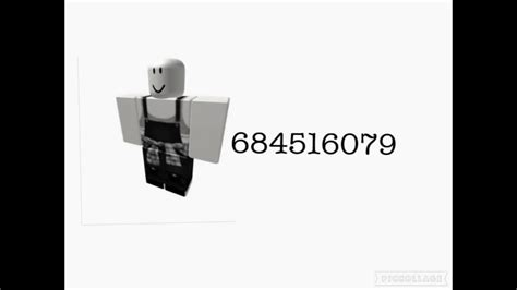 Roblox girl outfit codes for Roblox High School - YouTube