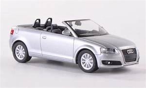 Audi A3 Grise : audi a3 miniature cabriolet 8p grise 2008 herpa 1 87 voiture ~ Melissatoandfro.com Idées de Décoration