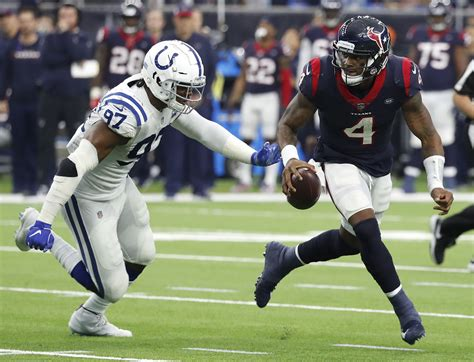 texans  colts  early   afc wild card