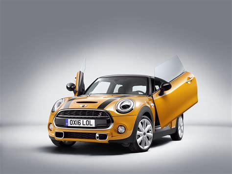 Mini Cooper 3 Door Modification by Mini Introduces Lambo Doors Quot Option Motoringfile