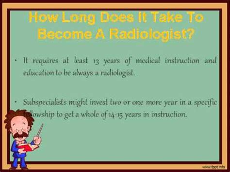 how does it take to become a radiologist 654 | hqdefault