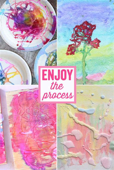 process art activities  kids meri cherry