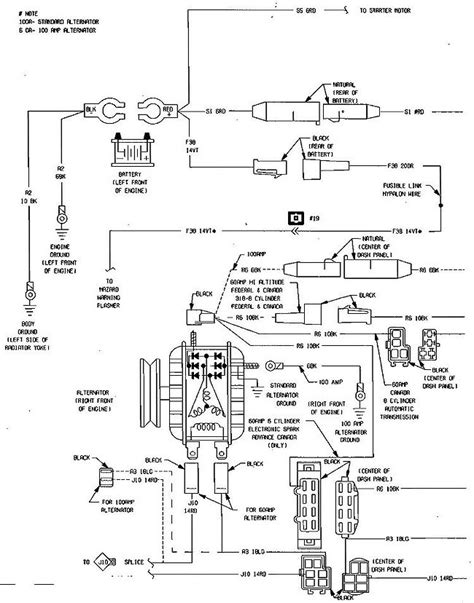 Main wiring from battery? - Dodge Ram, Ramcharger, Cummins
