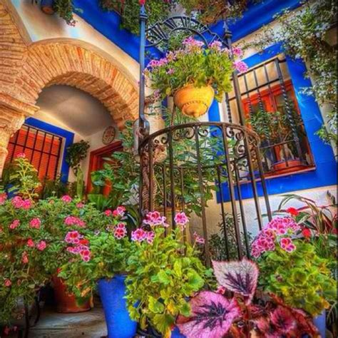 78 images about mexican gardens on gardens