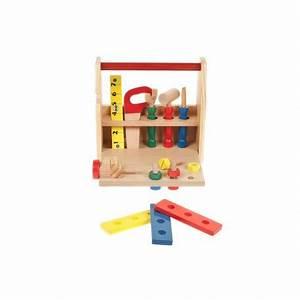 Caisse A Outils Bois : caisse outils en bois pour enfant ~ Melissatoandfro.com Idées de Décoration