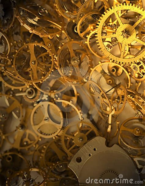 clocks parts  royalty  stock photography