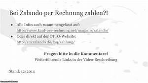 Ohne Klarna Auf Rechnung Bestellen : bei zalando auf rechnung bestellen so gehts youtube ~ Themetempest.com Abrechnung