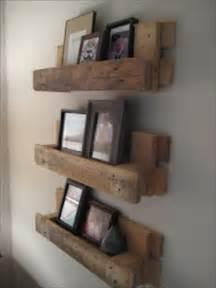 Wood Ladder Bookshelf Plans by Pallet Shelves 101 Pallets Part 8
