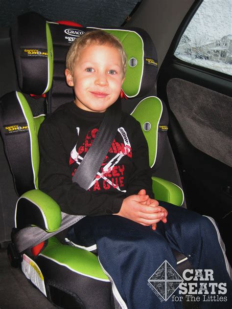 car seats for the littles harness or booster when to