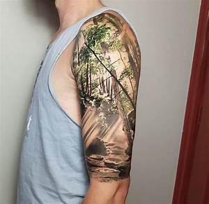 Tree Tattoos Designs - Bonsai, Redwood, Pine, Weeping ...