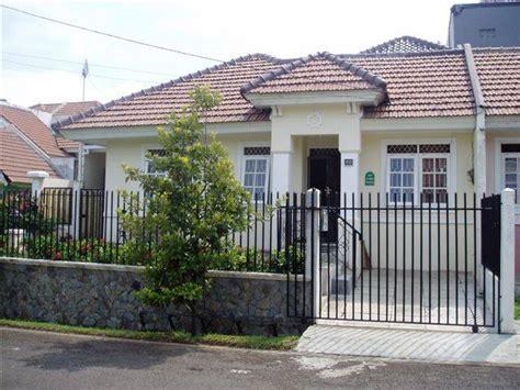 konsep pagar rumah murah  minimalis
