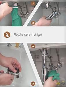 Dusche Reinigen Backpulver : waschbecken abfluss reinigen mit der zeit sammeln sich im ~ Lizthompson.info Haus und Dekorationen
