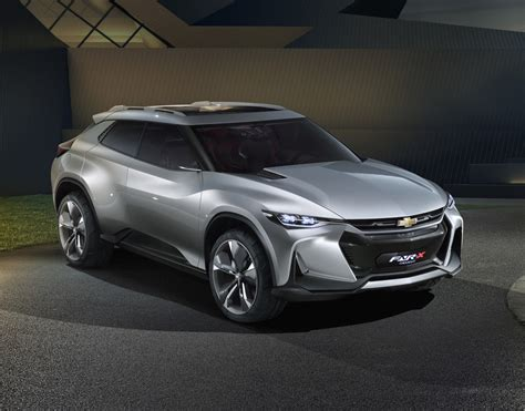 chevy vehicles 2018 chevrolet fnr x concept revealed gm authority