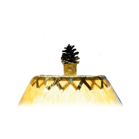 pine cone l shade jamie young l shades lighting shade open cone large