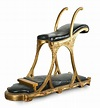 Sold Price: Seat for erotic use inspired by Edward VII of ...