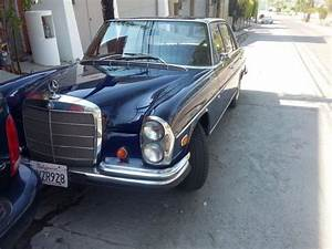 Mercedes Benz 1966 250 S  Four Speed Manual Transmission