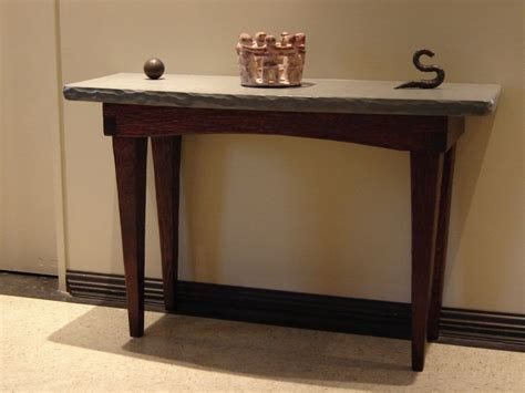 Entryway Table With Drawers For Small Space