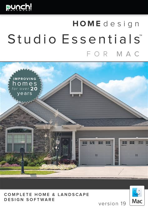Punch! Home Design Essentials For Mac V19 [download