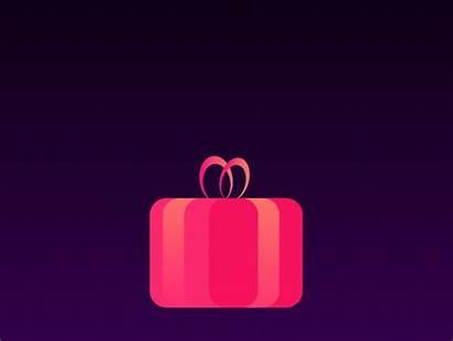 Animation Gift Box Animated Dribbble Surprise Moriah