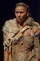 Reconstruction of an Upper Paleolithic woman who was found ...