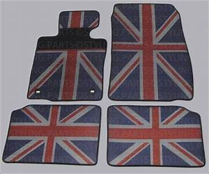 mini countryman r60 paceman r61 rugs carpets rubber union With tapis union jack