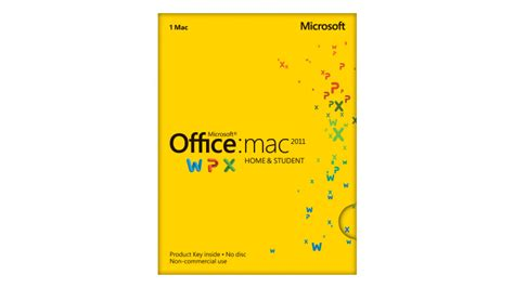 buy and office for mac home and student 2011