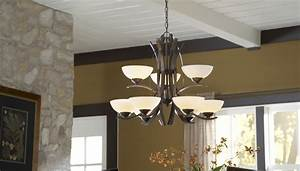 Change a light fixture