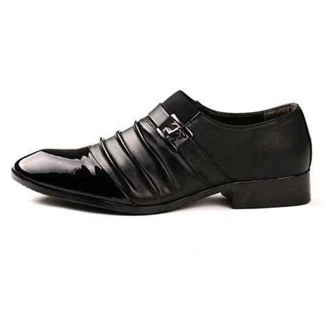 Sepatu Casual Pria Lst 101 jual sepatu kantor pria logo