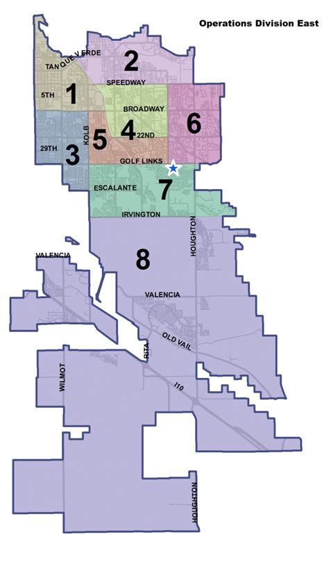 Operations Division East Official Website Of The City Of