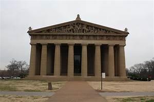 Epoch Symbolism : The Parthenon in Nashville, Tennessee ...