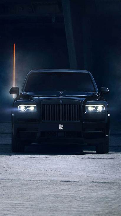 Royce Rolls Cullinan Badge 4k Ultra Mobile