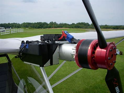 Electric Plane Motor by Electric Airplane Soars To Market Wired