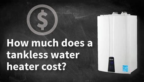 How Much Does A Enzo Cost by How Much Does A Tankless Water Heater Cost Tlc Plumbing