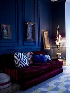 peinture chambre style marin ralisscom With style de peinture murale