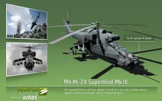 Mi-24 Super Hind Mk.v