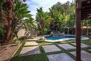 Massif Autour Piscine : am nagement jardin paysager autour d une piscine 40 id es ~ Farleysfitness.com Idées de Décoration