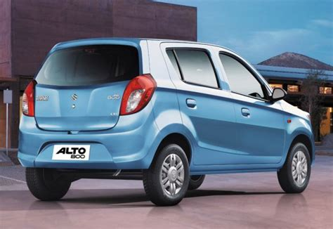 Maruti launches top-end Alto 800 variant at 3.35 lakh ...
