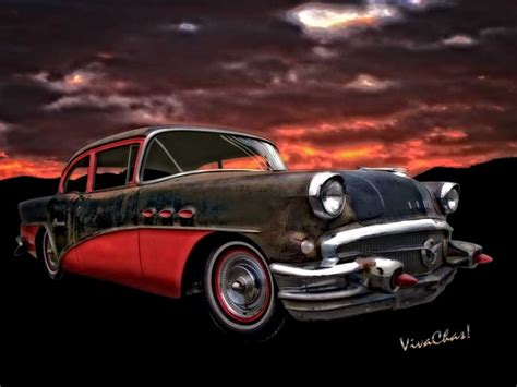 53 Buick Special by 53 Buick Special Rat Rod Outside Gantt S Garage Pinup