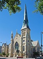 Union Park Congregational Church and Carpenter Chapel ...