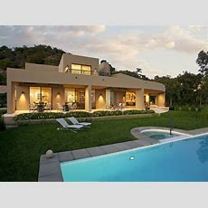 World Of Architecture Beautiful Modern House In Montecito
